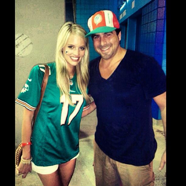 Lauren Tannehill and Evan Golden