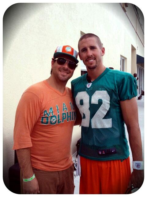 Evan Golden and Brian Hartline