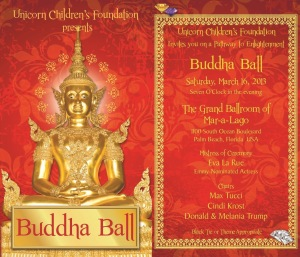 Buddha Ball Invite